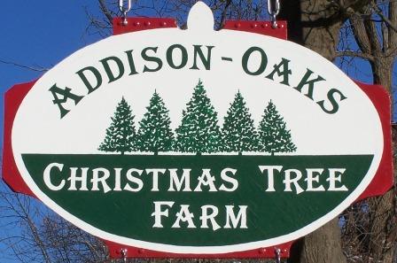 Christmas Tree Farm Logo.Home